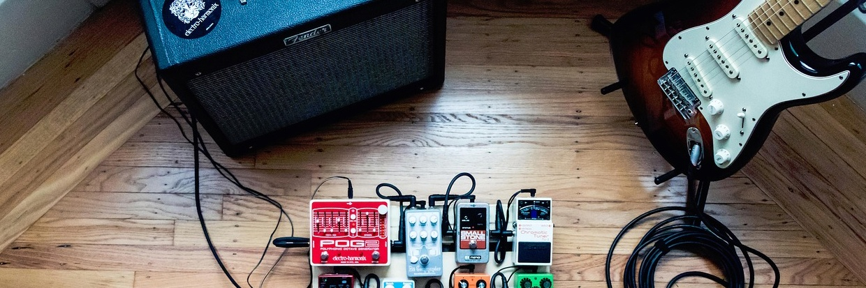 Guitar Multi Effects Pedal Buyers Guide.